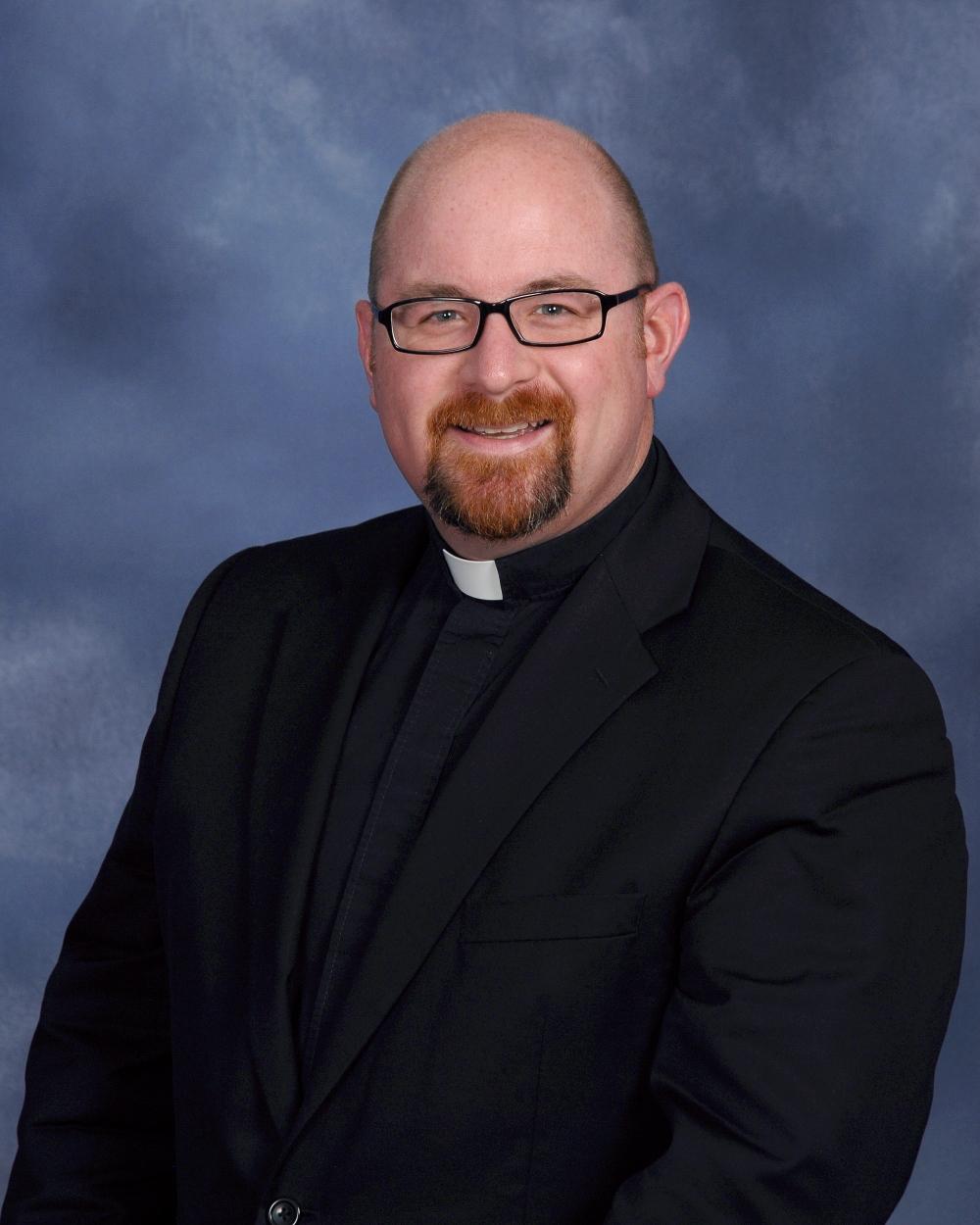 FIRMIN, Rev. Daniel