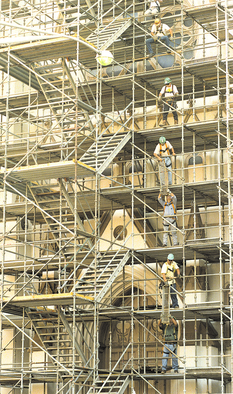CSJB construction